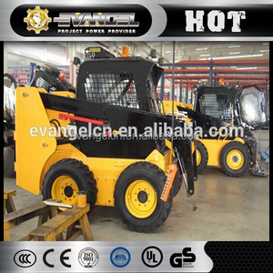 China Alibaba vibratory roller for skid steer loader XCMG XT760