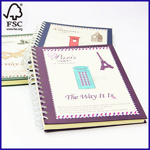 Cheap personalized design colorful stationary set school