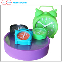 Wholesale personal silicone large table digital alarm decorative wall desk home clock