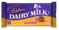 UK CADBURY CRUNCHIE 230G