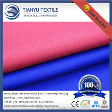 function fabric T/C 65/35 Anti-Static twill polyester cotton workwear fabric