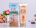 Hanlu SPF 45 perfume body UV whitening sunbolck cream private label