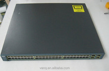 48 Ethernet 10/100/1000 ports Switch WS-C3560G-48TS-S