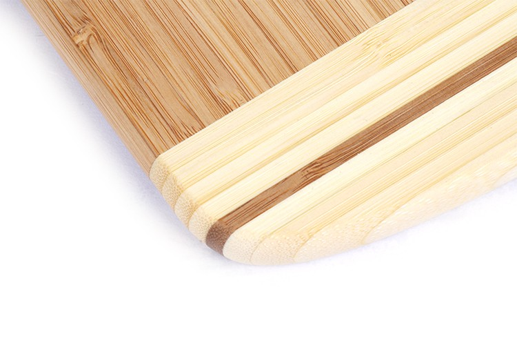 Wholesale cheap bamboo butcher chopping board for kitchen