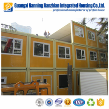 Container Dormitory Prefab Container Dormitory for Sale