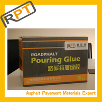 ROADPHALT transverse bituminous crack sealing material