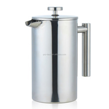 New Style stainless steel Coffee Pot /French Press/ coffee press