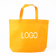 Yellow color Non woven insulated outside pocket quilted tote bag