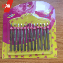 12 pcs per Set Tweezers Hair Splinter Forceps Eyebrows Stainless Steel winningstar makeup tools tweezer
