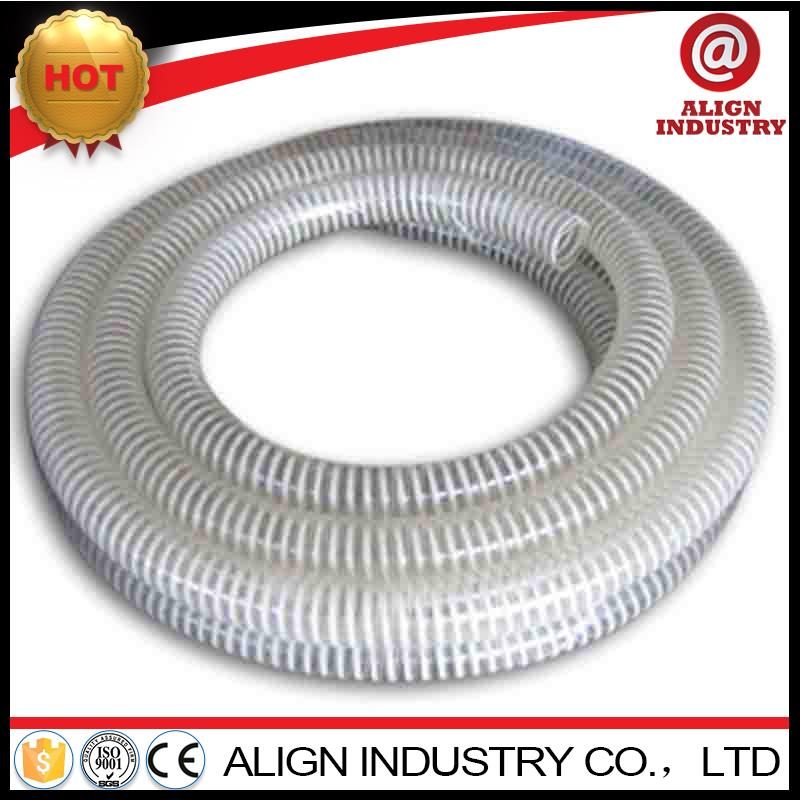 12 inch suction hose large diameter corrugated pvc pipe