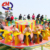Amusement Flying Saucer Thrilling UFO Rides Outdoor Park Equipment