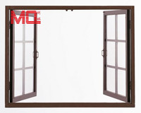 new window grill design german iron aluminum casement window shutter grill color