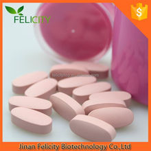 Dietary Supplement Vitamin C Tablet Lemon Multivitamin Tablets