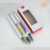 Full tang blade 6 or 8 pcs colorful abs handle laguiole kitchen steak knife set