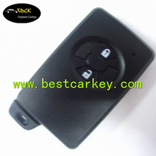 Topbest Toyota 2 buttons smart car key shell replacement for Toyota