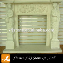 american style marble fireplace,countertop fireplace
