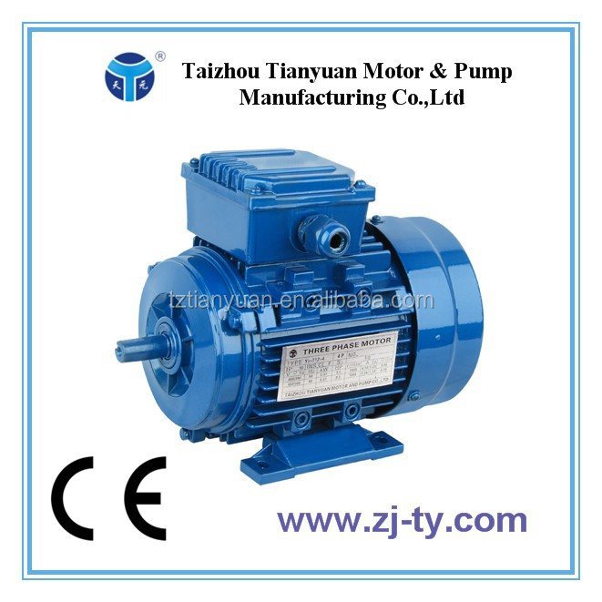 Y2 Series electric motors manufacturers