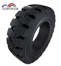 Solid tire for forklift, solid tire for loader truck 28x9-15 manufacturer