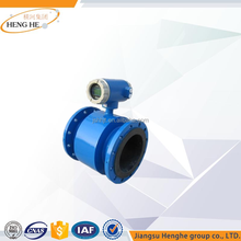High accuracy liquid measurement digital magnetic flowmeter/electromagnetic flow meter/milk flow meter