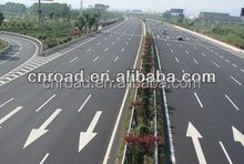 white thermoplastic road line paint for highway and asphalt marking