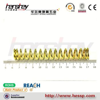 suspension shock absorber compression spring