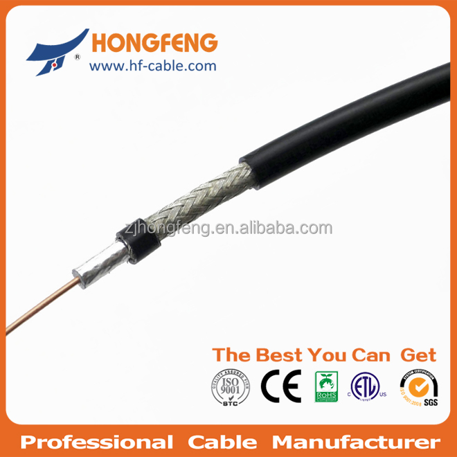 CATV/Satellite application 1.5C-2V Coaxial Cable