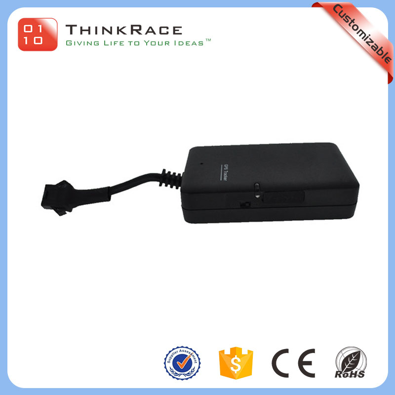 Less GPRS traffic MTK3336 chip vehicle gps car motorcycle tracker