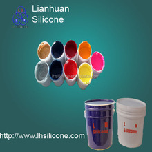 Textile printing silicone INK for t shirt