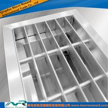 SS 304 316 316L Stainless Steel Heavy Duty Grating for Airport Parking Lot