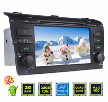 new auto electronics 6.0 android 7'' car dvd multimedia player gps bluetooth for mazda 3