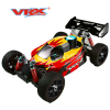 Best selling 1:8 rc car, 4WD nitro truggy, VRX brand.