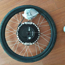 2018 best all in one electric bicycle motor wheel kit with battery