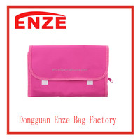 Hot Pink Roll Up Foldable Waterproof