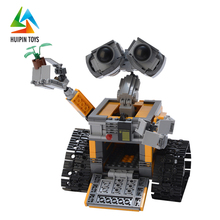 educational lovely shape child plastic toy diy robot with high quality