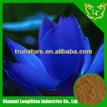 Family health-helper 100%organic blue lotus extract/organic blue lotus extract powder with terrific quality and good price