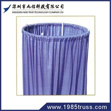 2013 new designing wedding/home /party decoration pipe and drape for wall decoration