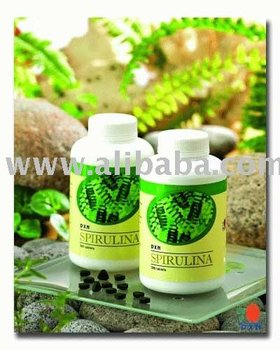 DXN Spirulina health food