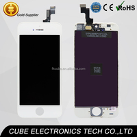 CUBE Have in stock For iphone 5c 5g 5s lcd screen assembly, for apple For iphone 5s touch screen digitizer, For iphone 5c
