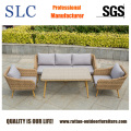 Rattan Garden Lounge Sofa Set Furniture Sets SC-1724 Top Popular