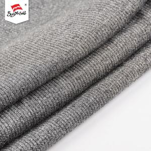 Factory price beautiful comfortable 100 polyester knit fabric
