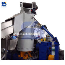 2015 high quality film compactor two screw water-ring pelletizing machine