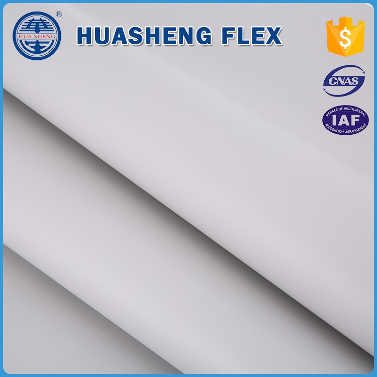 Superior China supplies polyester pvc coated trampoline fabric