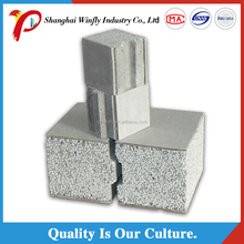 Precast Building Materials Saving Energy Fireproof Eps Cement Sandwich Wall Panel
