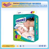High Quality Cloth Film magic Tape Disposable Baby Diaper