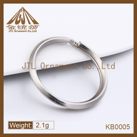 Various Hot Selling Wholesales Promotional Metal Ring for Key