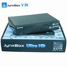 New Type Jynxbox V30 fta iptv 4k Satellite Receiver