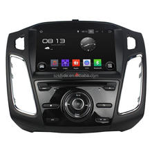 steering wheel control DAB+ canbus android double din car stereo for ford focus 2015