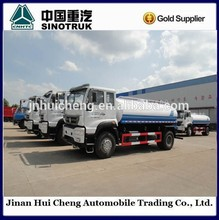 HOWO 5000 liter water tank truck with low price