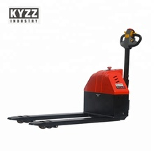 1.5 ton small mini semi electric battery type pallet truck