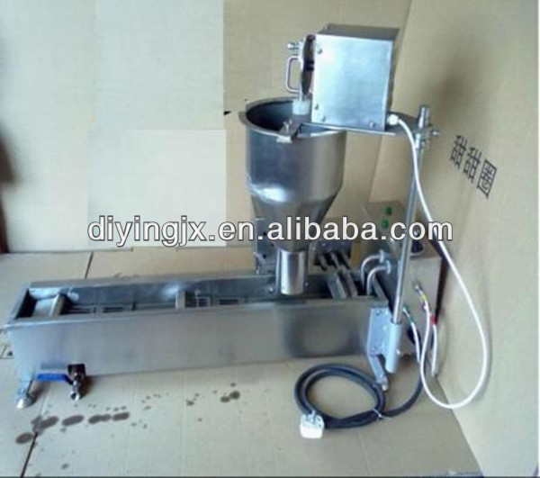glazed donuts machine/donut glazing machine/donut glazer machine